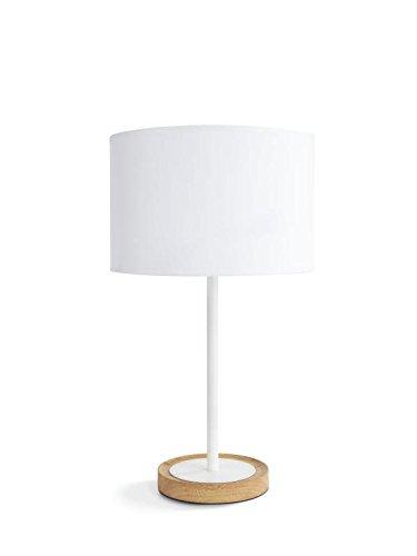 Philips Lighting myLiving Lámpara de mesa E27, iluminación ...