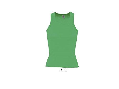 ATELIER DEL RICAMO - T-shirt de sport - Femme Verde Prato