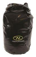DRYBAG, TRI LAMINATE PVC, SMALL, BLACK CS110-BK By HIGHLANDER
