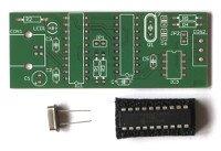 USBtin Set (PCB+uC+Crystal) USB-CAN Adapter Komponenten