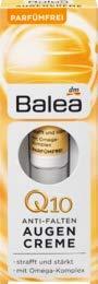 Balea Q10 Anti-Falten Augencreme, 1 x 15 ml