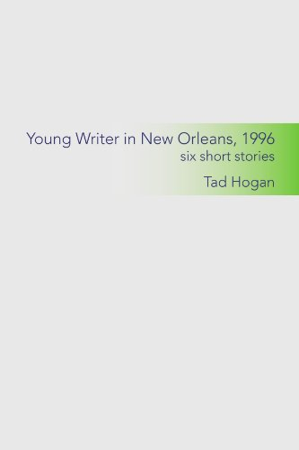 Young Writer in New Orleans, 1996 Cover Image