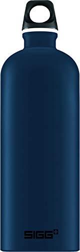Sigg Trinkflasche Traveller Touch dunkelblau 1,0 Liter