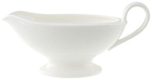 Villeroy & Boch 10-4412-3407 Royal Sauciere-Oberteil, 0,45 l, Premium Bone Porzellan