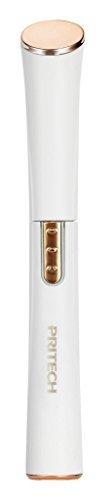 PRITECH Electric Lady's Eyelash Curler White LD-7006