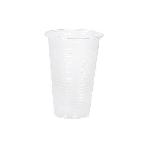 Gobelet Plastique Transparent 20 cl X100