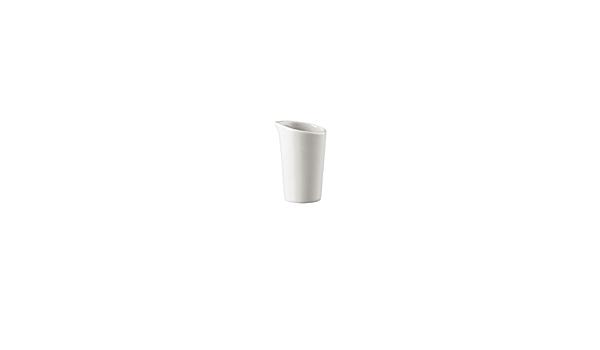 Rosenthal Beurrier en porcelaine Blanc 195 x 140 x 75 mm