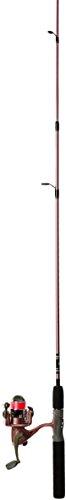Zebco Damen Spinning Combo mit Tackle, 5'6 (Damen Tackle Box)