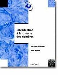 Introduction à la théorie des nombres
