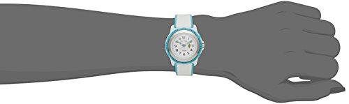 Cactus Kinder-Armbanduhr Analog Plastik Weiß CAC-78-M11 - 4