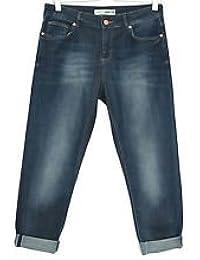 67ea2bf0f4c Topshop Moto Ladies Denim Boyfriend Slim Jeans 6 8 10 12 14 L32 Free P&P