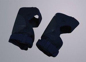 Sport 2000 Volleyballschützer schwarz - XL