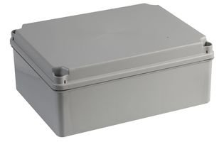 Square Junction (JUNCTION BOX, SQUARE, IP67, 241X180X95MM EL231 By HELLERMANNTYTON)