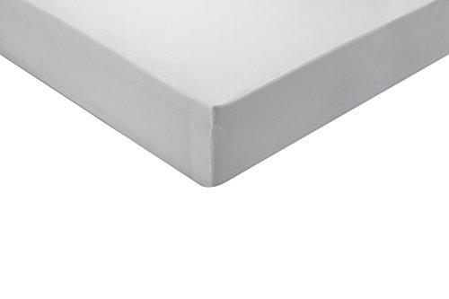 Pikolin Home - Protector de colchón Lyocell, híper-transpirable e impermeable, extra suave, 90x190/200cm-Cama 90 (Todas las medidas)