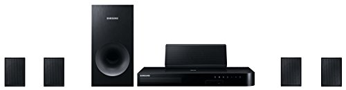 Hd-tv-sound Bar (Samsung HT-J4500 5.1 3D Blu-ray Heimkinosystem (500W, Bluetooth, FM Tuner) schwarz)