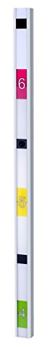 Preisvergleich Produktbild VIVOTEK CC8160 HS Height Stripe 2MP IP Kamera,  180 Grad Panorama Vertikal Silber