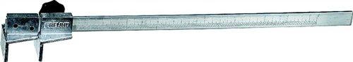DIVERS–Aluminium Lattenstichmaß L.400mm 250g