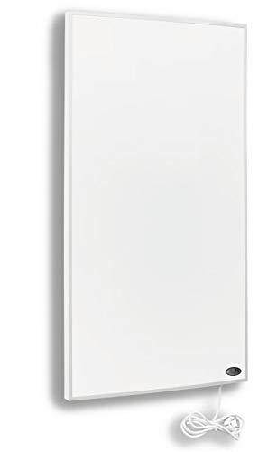 InfrarotPro Infrarotheizung 300-1400W ✓ Deutscher Hersteller ✓ Geprüftes Produkt ✓ (600W) P-Serie ✓, Weiß