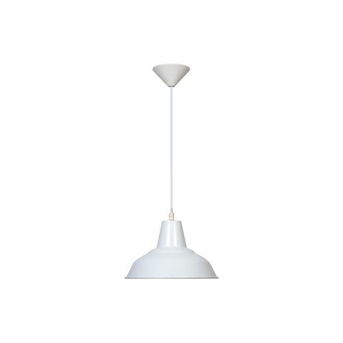 Suspension mEG, ø 35 cm, blanc, classe d'efficacité énergétique : e-a