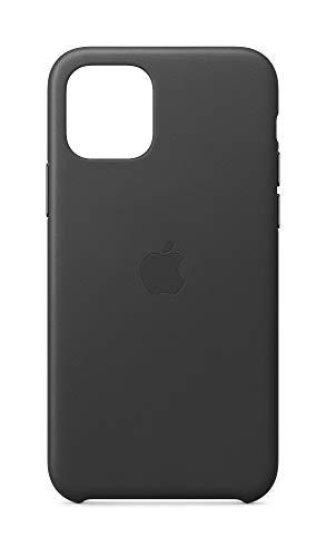Apple Leder Case (für iPhone 11 Pro) - Schwarz