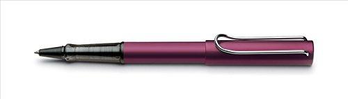 Lamy Al-star Tintenroller mit Gravur black purple (dunkelviolett) Aluminium Rollerball