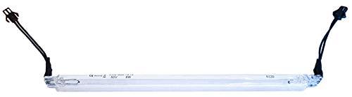 BRUBAKER Ersatz UV-Sterilisationslampe UV8-S221W12 - kompatibel mit dem BRUBAKER Milbensauger