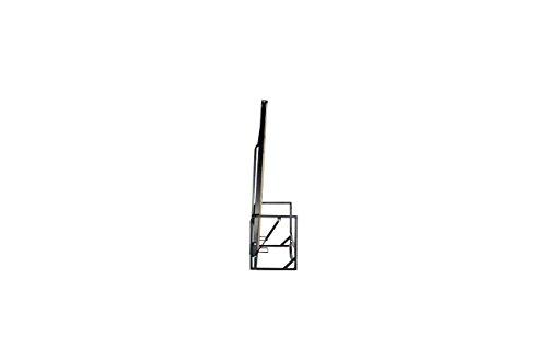 Wallbedking Classic WANDBETT (Quer) King Size 160×200 (Klappbett, Schrankbett, Gästebett, Funktionsbett) 160cm x 200cm - 5