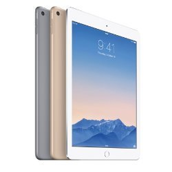 Apple 2014 iPad Air 2 Thinest With Touch ID Fingerprint Reader Retina Display(128GB,Wifi,Space Gray)