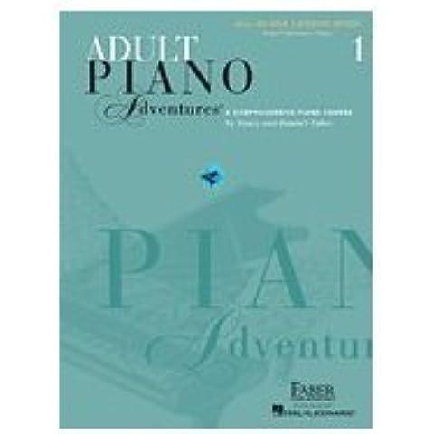Adult Piano Adventures: Level 1