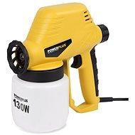 POWX351 Elektrische Farbspritzpistole inkl. Zubehör bis 320g/min Sprühmenge 130 Watt
