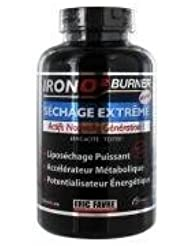 Eric Favre Iron O2 Burner Extreme Drying 120 Capsules by Eric Favre