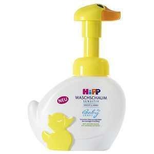 Hipp Babysanft Waschschaum Ente Sensitiv Gesicht & Hände (3 x 250ml)