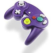 techken Nintendo WII Controller Gamecube WII U Ersatz Wired Classic Controller Gamepad für Nintendo Gamecube WII -
