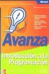 Avanza, introducción a la programación por Jim Buyens