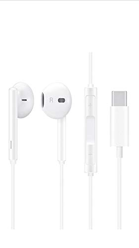 4 D (LABEL) for MI A2 Earphone Type C Interface Earphone Voice Call Headset Image 2