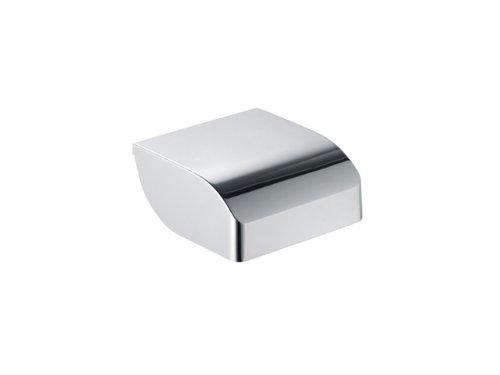 11660010000 elegance new toilettenpapierhalter mit deckel chrom - Freistehender Toilettenpapierhalter Chrom