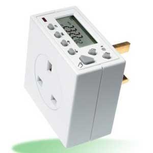 Timeguard TG77 - Interruttore elettronico a tempo compatto [Importato da Regno Unito]
