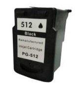 Prestige Cartridge PG-512 Cartuccia d'Inchiostro compatibile per Stampanti Canon Pixma Serie, Nero