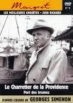 Maigret - les meilleures enquetes jean Richard, volume 6 -  Le Charretier de la Providence - Port des brumes