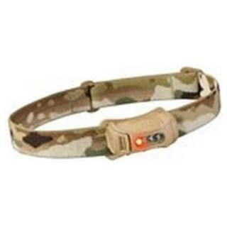 Fred MPLS Headlamp, Multicam, 45 lm, w/Red LED