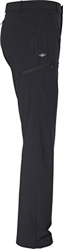 Mountain Designs Damen Neve Softshell Hose jet black