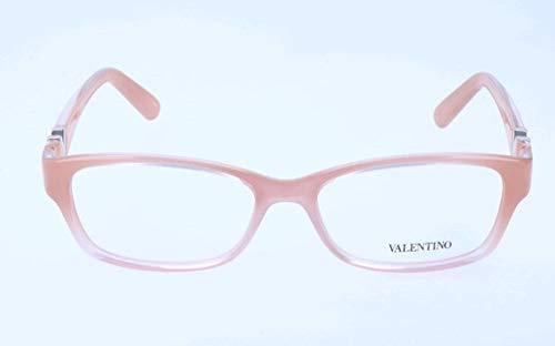 Valentino Damen V2650 Brillengestelle, Pink, 54