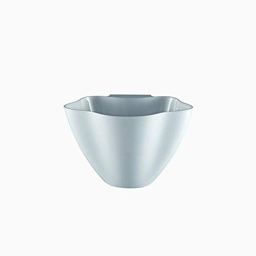 CTOBB F200 - Cubo de Basura Colgante para Puerta de Armario de Cocina plástico, 21 x 16 x 14 cm...
