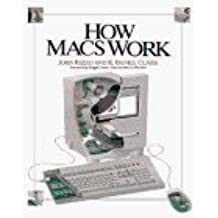 How Macs Work (How it works) by John Rizzo (1993-01-02)