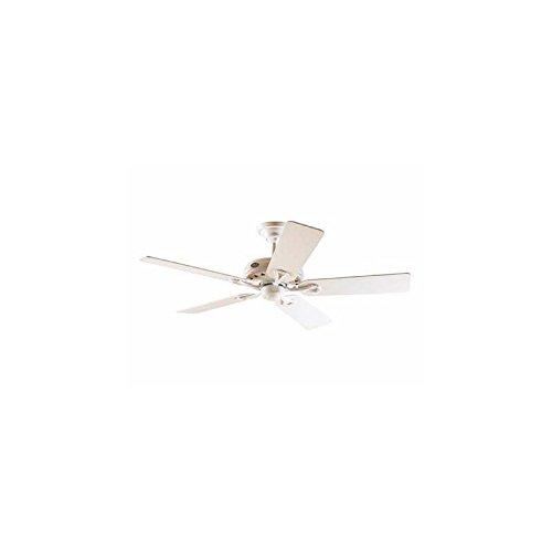 Hunter SAVOY 24526-Deckenventilator, 5Flügel, weiß