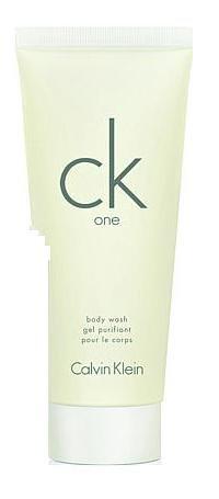 Calvin Klein CK One Body Wash Shower Gel Duschgel Inhalt: 100ml Das Showergel reinigt die Haut und hinterlässt einen tollen Duft.