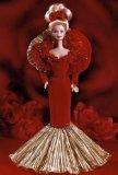Mattel 14479, 50th Anniversary Barbie, Porzellan Puppe