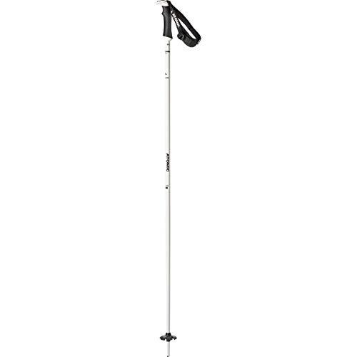 Atomic Damen 1 Paar All Mountain-Skistöcke AMT SQS W, 110 cm, Aluminium, weiß/schwarz, AJ5 Preisvergleich