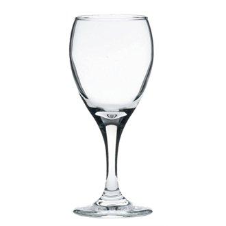 Winware Tropfenform Wein Glas Safedge Rim