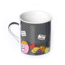 Mini mug chat jardin d'hiver